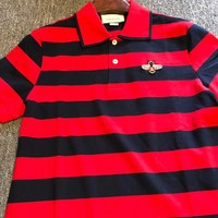 NEW 100% Authentic gucci 2018ss fashion polo shirt 07