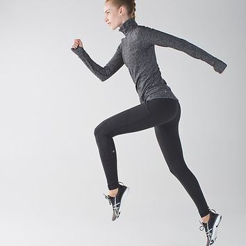 kanto catch me 1/2 zip | women's long sleeve running tops | lululemon athletica