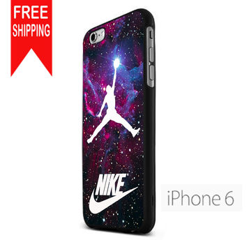 Michael Jordan Nike Samsung S FDL iPhone 6 Case