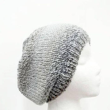 Beanie hat knitted   5212