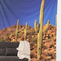 Cactus Tapestry - Urban Outfitters