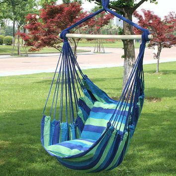 Hot selling portable outdoor cradle chair comfortable indoor household hammock chair dormitory leasure hanging chair