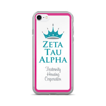 Zeta Tau Alpha iPhone 7/7 Plus Case