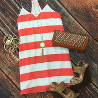 Chelsea Striped Dress