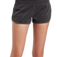 Hurley Juniors Beachrider YC Cord Back Welt Walkshort