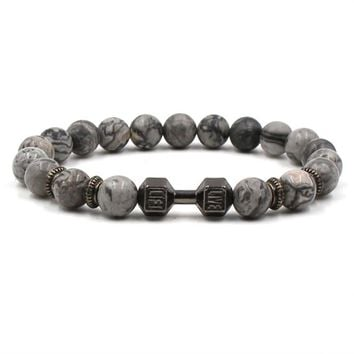 Shiny Great Deal New Arrival Hot Sale Stylish Awesome Gift Stretch Unisex Sports Bracelet [276346503197]