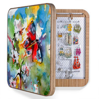 Ginette Fine Art Butterfly Flutter By BlingBox