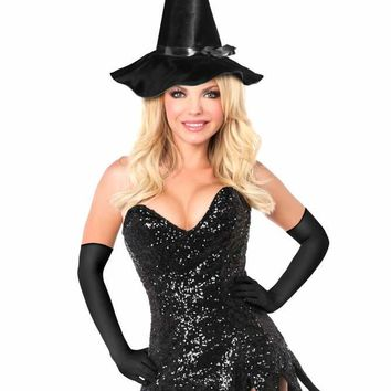 Daisy Corsets Female Sequin Witch Corset Dress Costume TD-935