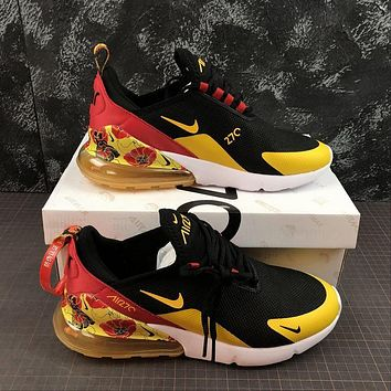 Nike Air Max 270 SE Floral Heel Sport Running Shoes