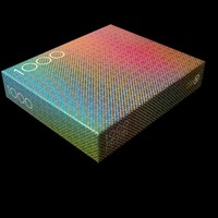 1,000 Vibrating Colors Puzzle