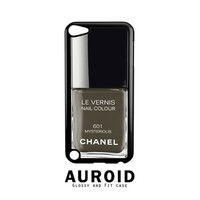 Chanel Nail Polish Mysterious iPod Touch 4 | 5 Case Auroid