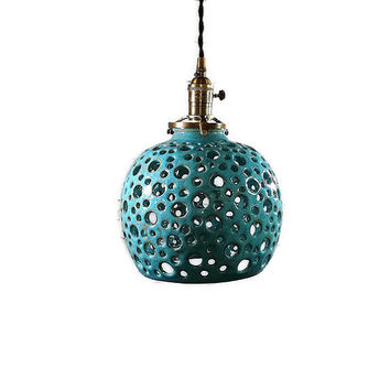 Lighting, Hanging Light, Light Fixture, Ceiling Light, Pendant light, Pendant Lighting, Pottery, Restaurant Lighting