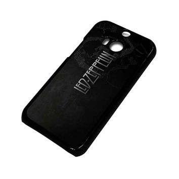 LED ZEPPELIN LYRIC HTC One M8 Case