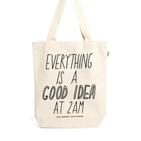 Talented Totes | Talented Totes Sally Beerworth Everything is a Good Idea Tote Bag