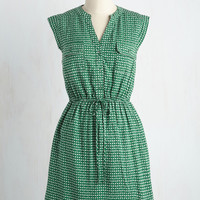 A Way With Woods Dress | Mod Retro Vintage Dresses | ModCloth.com
