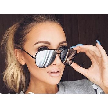 Mrs Win Hot Women Men Aviator Sunglasses Women Men Classic Brand Designer Mirror Sun Glasses oculos de sol feminino UV400