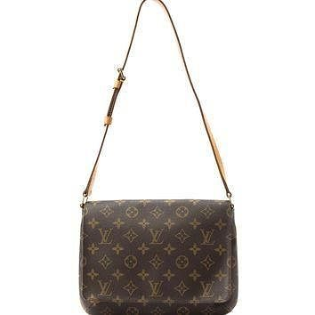 Tagre™ Louis Vuitton Monogram Musette Tango Bag ¡ª Bib + Tuck