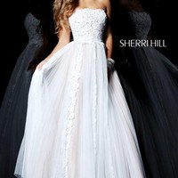 Sherri Hill 21027 at Prom Dress Shop