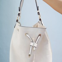 So Much To See Purse: Ivory