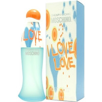 I LOVE LOVE by Moschino