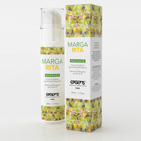 Margarita Warming Gourmet Massage Oil