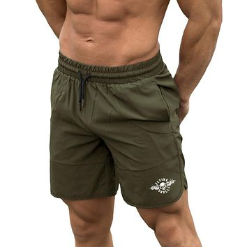Men 👨💀 Fashion Breathable and Quick-Drying Casual Shorts