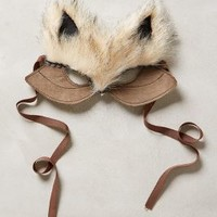 Tie-On Theatre Mask by Anthropologie