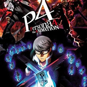 Amanda Winn Lee & Kristi Reed - Persona 4: The Animation: Complete Collection