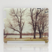 Lake iPad Case by Julie Jacquinot