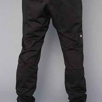 Dickies The Skinny Straight Work Pants in Black,Pants for Men