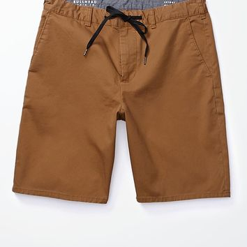 Chino Shorts - Mens Shorts - Brown