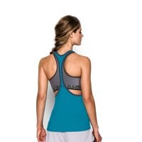 Under Armour Women's HeatGear Armour Mesh Tank