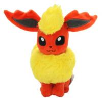 "Pokemon XY Flareon 8"" Plush"