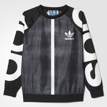 adidas Mystic Moon Sweater - Black | adidas US