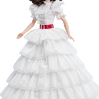 Gone with the Wind Scarlett O'Hara Doll - Hollywood Dolls   Barbie Collector