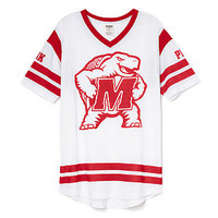 University of Maryland Campus Jersey - PINK - Victoria's Secret