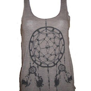 Dreamcatcher Native American Art Tank by UnknownArtistApparel