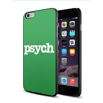 Psych logo for iPhone 6 plus