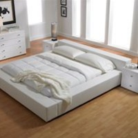 Sultan Bed | Modern Contemporary Beds, Sleek Bedroom Furniture, and More Bedding