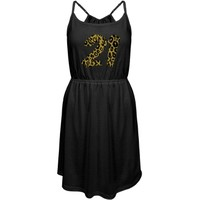 21st Birthday Girl: Custom Junior Fit District Strappy Dress - Customized Girl