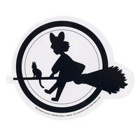 Kiki's Deliver Service Logo Sticker