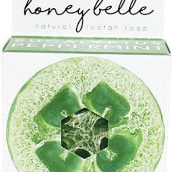 Honey Belle Eucalyptus Peppermint Loofah Soap | Ulta Beauty