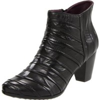 Everybody Women`s Salare Ankle Boot,Black Glove,36.5 EU/6.5 M US