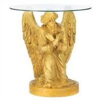 Angel Altar Table : Spellbinderz Wiccan  New Age Emporium