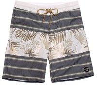 Billabong Spinner Print Boardshorts - Mens Board Shorts - White -