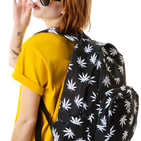 Huf Plantlife BackPack Black One