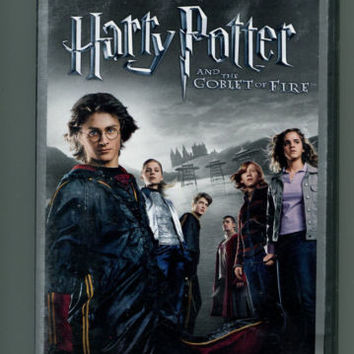 Harry Potter and the Goblet of Fire DVD, 2006, 2-Disc Set, Widescreen movie