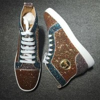 DCCK2 Cl Christian Louboutin Style #2284 Sneakers Fashion Shoes