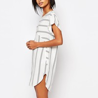Vero Moda | Vero Moda Stripe Shift Dress at ASOS