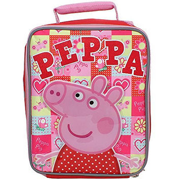 Nickelodeon Peppa Pig Lunch Kit Pink by Accessory Innovations